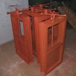 Затвор глубинный плоский скользящий ГС 80-150, Саратов