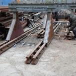 Упор тоннельный Р-65 ПП 5-286.01.000., Саратов