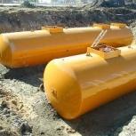 Резервуар горизонтальный стальной РГС-50 м3 (РГСП-50м3), Саратов